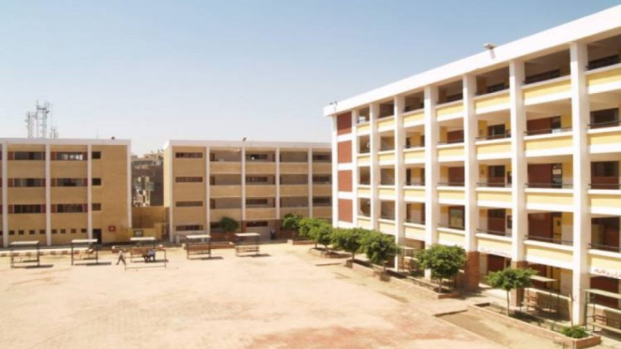 The current design of public schools in Egypt