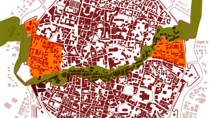 Urban Planning in conflict cities: The divided city of Nicosia, Cyprus