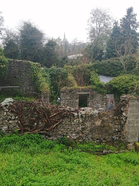 Existing Ruins
