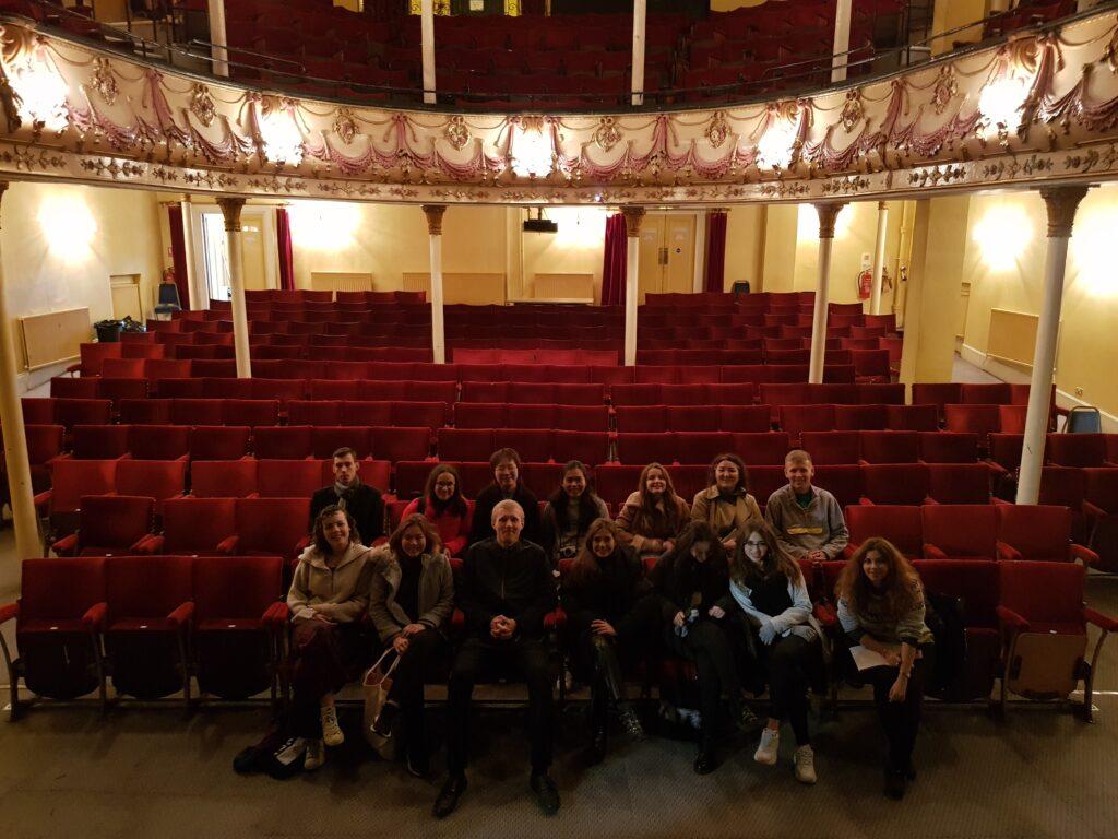 Unit at Theatre Royal
