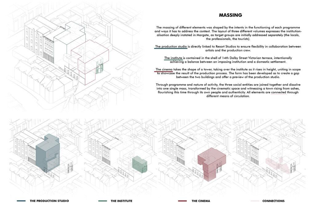 Massing Scheme