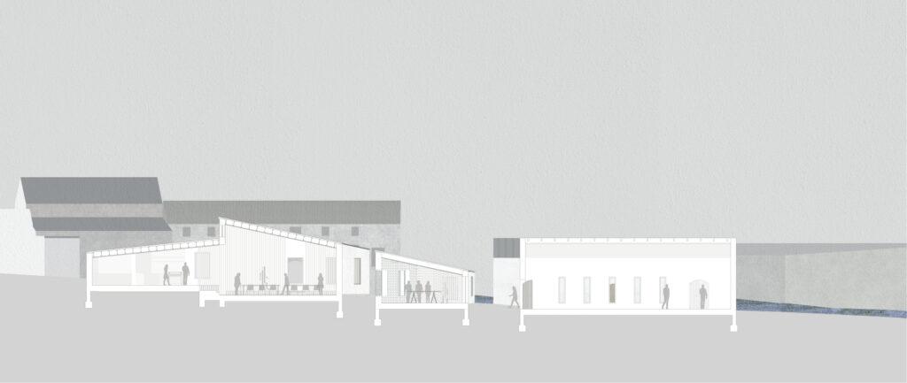 Long Cross Section